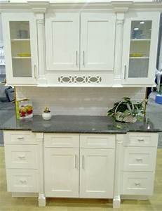 Buy Ice White Shaker RTA (Ready to Assemble) Kitchen