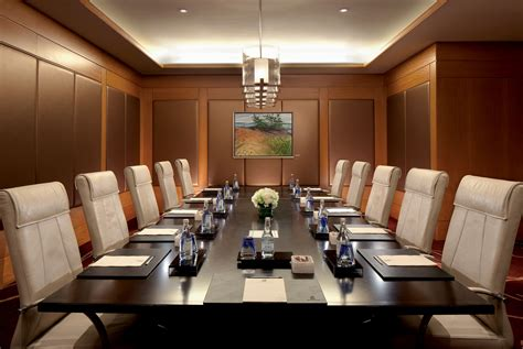 executive boardroom the ritz carlton toronto