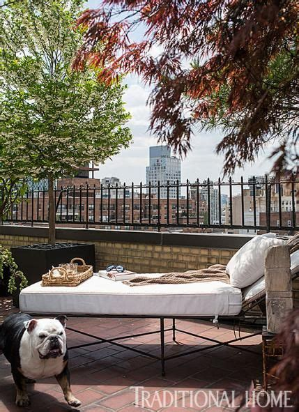 Ralph Ruccis Serene Rooftop Refuge by Ralph Rucci S Serene Rooftop Refuge The Dogs It