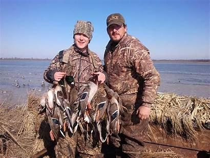 Duck Hunt Arkansas Bird Guided