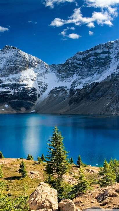 Nature Smartphone Wallpapers Lake Landscape Mountain Desktop