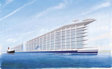 Largest Boat by Fashion News Ships In The World
