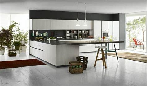 modele cuisine moderne italienne minimaliste