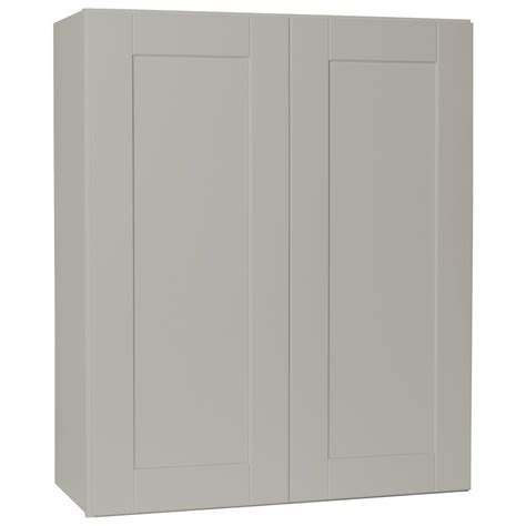unfinished cabinets kitchen hton bay shaker assembled 30x36x12 in wall kitchen 3036
