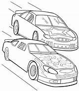 Coloring Race Nascar Track Formula Sprint Drawing Drag Racing Cars Printable Colouring Colorings Getcolorings Getdrawings Drawings sketch template