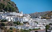 Spain Andalusia Province Of Cadiz Zahara De La Sierra ...