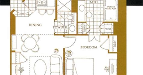 Mgm Grand Floor Plan by Mgm Grand Signature 1 Bedroom Floor Plan Houses