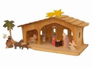 Krippe Weihnachten Holz : weihnachts krippe mit schindeln natur holz krippenstall kinder bauernhof 2442 ~ A.2002-acura-tl-radio.info Haus und Dekorationen