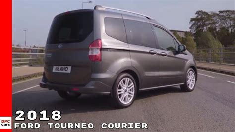 ford tourneo courier 2018 2018 ford tourneo courier