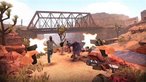 quest arizona sunshine oculus games zombie december launches vertigo source bridge central
