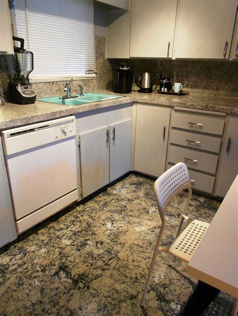 Kitchen Floors And Countertops by 78 Images About Brown Paper Bag Countertops And Floors On