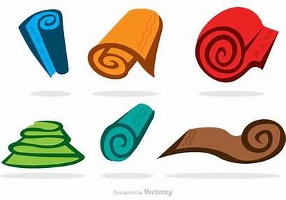 Carpet Roll Vectors Graphics