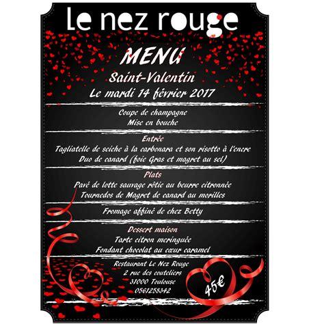 cuisine lotte notre menu pour la valentin 2017 nez
