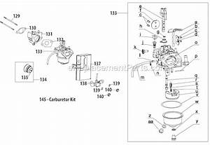 Mtd Yard Machine Carburetor Diagram