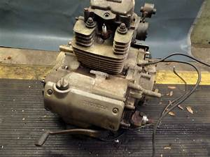 2005 Honda Trx350tm Fourtrax Rancher Complete Engine