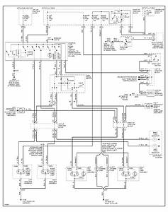 Tail Light Wiring Diagram For 2001 Chevy Impala