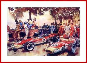 Iban Berechnen Formel : gold leaf team lotus formel 1 team 49 in monaco 1968 top poster kunstdruck ~ Themetempest.com Abrechnung