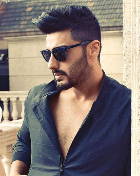 Indian Boys Hairstyle Image by Arjun Kapoor Photoshoot Search Teamcancerian