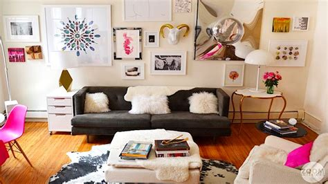 tiny to trendy a style addict s guide to apartment decor