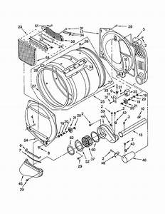 Kenmore Gas Dryer Repair Manual