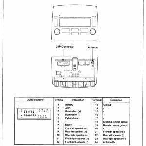 2006 Hyundai Sonata Radio Wiring Diagram