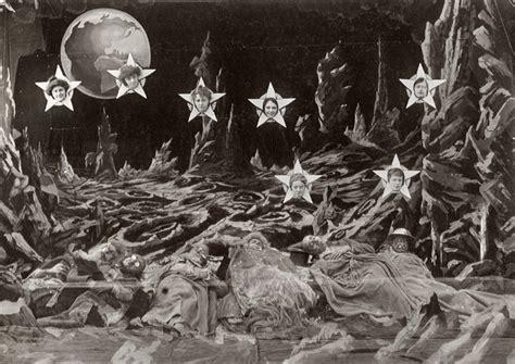george melies el viaje ala luna i voyage dans la lune i viaje a la luna 1902 12 cuadro el
