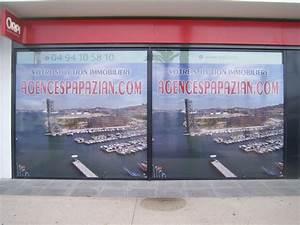 Castorama Toulon La Garde La Garde : photo sur micro perfor impression num rique toulon la ~ Dailycaller-alerts.com Idées de Décoration