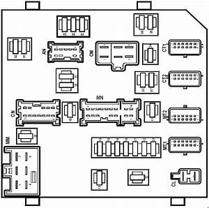 2003 Renault Scenic Wiring Diagram