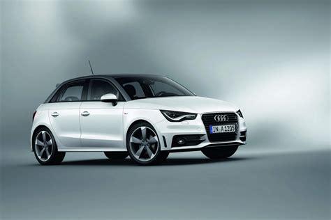 Nuova Audi A1 Sportback Immagini Ufficiali E Dati Tecnici
