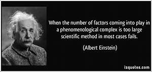 Scientific Meth... Scientific Work Quotes