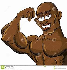 Image Homme Musclé : homme de muscle de dessin anim fl chissant son bicep illustration stock illustration du jeune ~ Medecine-chirurgie-esthetiques.com Avis de Voitures