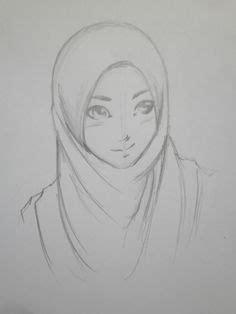 hijab drawing images   anime muslimah