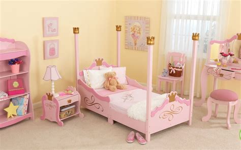 Home Design — Toddler Girl Room