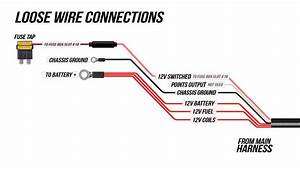 Wiring Diagram  Loose Wires - 1985 Ford Mustang