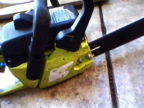 "Poulan 2150LE 14"" Super Clean Chainsaw   YouTube"