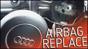 Audi A3 8v 2013 - Remove  Install Airbag