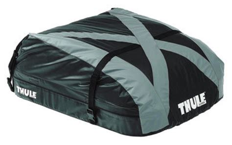 coffre de toit pliable thule ranger le premier coffre de toit pliable
