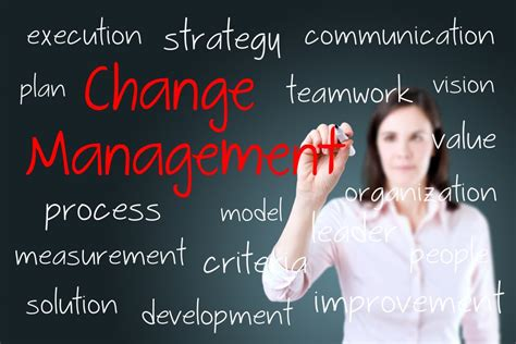 The Key Factors Of Successful Change Management