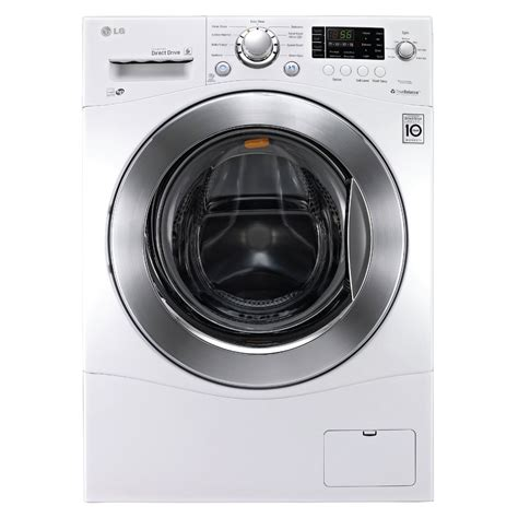 LG WM1377HW  A Stackable & Compact Front Load Washer