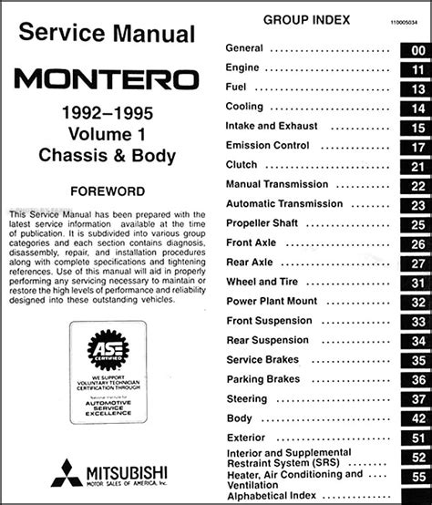 how to download repair manuals 1995 mitsubishi montero security system 1992 1995 mitsubishi montero repair shop manual set original
