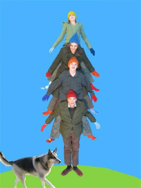 quirky  creative family christmas card ideas  pics