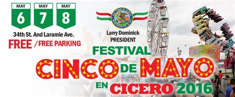 Cinco de Mayo! – Town of Cicero, IL