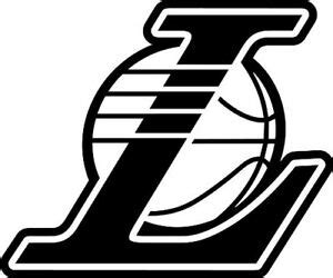 22+ Los Angeles Lakers Logo Black And White Background