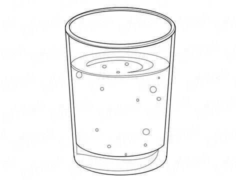 Bicchieri Da Colorare by Bicchiere Da Colorare