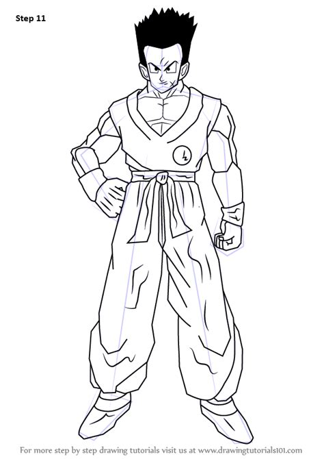 learn   draw yamcha  dragon ball  dragon ball