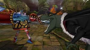 New One Piece Burning Blood Screenshots Feature Luffy