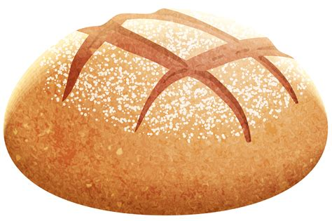 Bread Clip Rolls Clipart Baking Bread Pencil And In Color Rolls