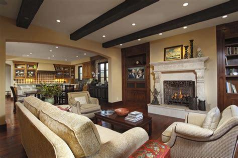 livingroom restaurant via palermo custom home craig s hton