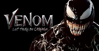 Tom Hardy Reveals VENOM: LET THERE BE CARNAGE Logo ...