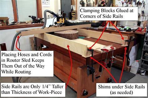 flattening large wood slabs wood slab wood slab table